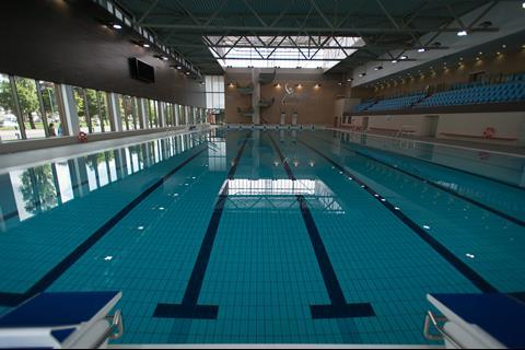 Luton Aquatics Centre
